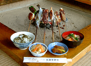 高森田楽定食